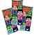 Adesivo Quadrado para Lembrancinha Festa Jovens Titãs - 30 unidades - Festcolor - Rizzo Festas - Imagem 1