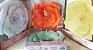 Flor de Papel Decoração Festa - Camélia 27cm PP Verde Água - Decora Doces - Rizzo Festas - Imagem 3