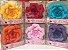 Flor de Papel Decoração Festa - Camélia 32cm P Lilás - Decora Doces - Rizzo Festas - Imagem 3