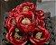 Forminha para Doces Finos - Bela Vermelha 40 unidades - Decora Doces - Rizzo Festas - Imagem 2