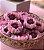 Forminha para Doces Finos - Rosa Maior Rosa Seco (1) 40 unidades - Decora Doces - Rizzo Festas - Imagem 2