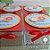 Caixinha Acrílica Lembrancinha Festa - 7cm x 7cm x 4cm 10 unidades - Rizzo Festas - Imagem 6