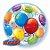 Balão Bubble Transparente Balões - 22'' 56cm - Qualatex - Rizzo festas - Imagem 1