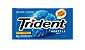 Goma de Mascar Trident Hortela 21 unidades - Rizzo Embalagens - Imagem 2