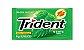 Goma de Mascar Trident Menta 21 unidades - Rizzo Embalagens - Imagem 2