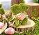 Tronco Decorativo em Madeira Rústico - 20cm - Linha Rustic - Cromus Páscoa Rizzo Embalagens - Imagem 3