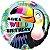 Balão Metalizado Festa Safari - 18'' - Qualatex - Rizzo festas - Imagem 1