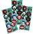Adesivo Redondo para Lembrancinha Festa Como Treinar o Seu Dragão - 30 unidades - Festcolor - Rizzo Festas - Imagem 1