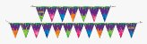 Faixa Decorativa Festa Slime - Festcolor - Rizzo Festas - Imagem 1