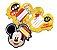 Convite Festa Mickey - 8 unidades - Regina - Rizzo Festas - Imagem 1