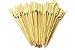 Palito Espetinhos de Bambu 12cm - 20 unidades - Silver Festas - Rizzo Festas - Imagem 1