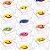 Caixinha Acrílica para Lembrancinha Festa Baby Shark - 20 unidades -  Rizzo Festas - Imagem 2
