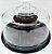 Boleira Multifunções 4 em 1 Preto - Produfest - Rizzo Embalagens - Imagem 1