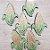 Aplique em EVA Milho P Glitter 7cm - 6 unidades - Make Festas - Rizzo Embalagens - Imagem 2