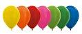 Balão de Festa Latex R10'' 25cm - Sortido Metal - 50 unidades - Sempertex Cromus - Rizzo Festas - Imagem 1