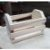Mini Caixote Madeira - Cru 8x12cm - Rizzo Embalagens - Imagem 2