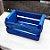 Mini Caixote Madeira - Azul 8x12cm - Rizzo Embalagens - Imagem 2
