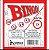 Cartela Para Bingo Papel Jornal - 100 folhas - Tamoio - Rizzo Embalagens - Imagem 1