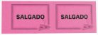 Ficha Salgado - 100 Fichas - Tamoio - Rizzo Embalagens  - Imagem 2