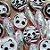 Pirulito Lembrancinha Festa Panda - 10 unidades -  Rizzo Festas - Imagem 2