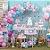 Faixa Parabéns em EVA Festa Jardim Encantado - Cromus - Rizzo Festas - Imagem 2