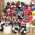 Guardanapo Festa Mario Kart Branco - 20 unidades - Cromus - Rizzo Festas - Imagem 2
