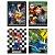 Kit Cartaz Decorativo Festa Mario Kart - 8 unidades - Cromus - Rizzo Festas - Imagem 2