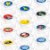 Caixinha Acrílica para Lembrancinha Festa Mario Kart - 20 unidades - Rizzo Festas - Imagem 2