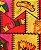 Toalha de Mesa Balão TNT 140x220m Festa Junina - 01 unidade - Best Fest - Rizzo Festas - Imagem 1