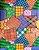 Toalha de Mesa Panos TNT 140x220m Festa Junina - 01 unidade - Best Fest - Rizzo Festas - Imagem 1
