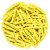 Mini Prendedor de Madeira Amarelo 2,5cm - 50 Unidades - Rizzo Festas - Imagem 1