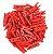 Mini Prendedor de Madeira Vermelho 3,5cm - 50 Unidades - Imagem 1
