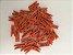 Mini Prendedor de Madeira Laranja 3,5cm - 50 Unidades - Rizzo Festas - Imagem 1