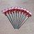 Palito p Petiscos Flamingo - 10 unidades - Rizzo Embalagens - Imagem 1