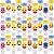 Mini Tubete Bolha de Sabão Lembrancinha Festa Baby Shark - 30 unidades -  Rizzo Embalagens e Festas - Imagem 2