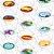 Caixinha Acrílica para Lembrancinha Festa Fundo do Mar Cromus - 20 unidades -  Rizzo Festas - Imagem 2