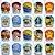 Copinho para Doces com Colher 40ml Festa Toy Story 4 - 20 unidades - Rizzo Festas - Imagem 2