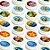 Latinha Metálica Lembrancinha Festa Toy Story 4 - 20 unidades -  Rizzo Festas - Imagem 2