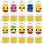 Mini Tubete Lembrancinha Festa Baby Shark - 8cm - 10 unidades -  Rizzo Embalagens e Festas - Imagem 2