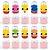 Mini Tubete Lembrancinha Festa Baby Shark - 8cm - 10 unidades -  Rizzo Embalagens e Festas - Imagem 4