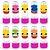 Mini Tubete Lembrancinha Festa Baby Shark - 8cm - 10 unidades -  Rizzo Embalagens e Festas - Imagem 7