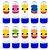 Mini Tubete Lembrancinha Festa Baby Shark - 8cm - 10 unidades -  Rizzo Embalagens e Festas - Imagem 5