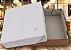 Caixa Para Transporte Branca - 1 Unidade 20x20x5cm - Rizzo Embalagens - Imagem 1