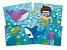 Painel Decorativo Festa Fundo do Mar - Festcolor - Rizzo Festas - Imagem 1