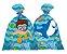 Sacolinha Surpresa Festa Fundo do Mar - 8 unidades - Festcolor - Rizzo Festas - Imagem 1