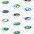 Caixinha Acrílica para Lembrancinha Festa Fundo do Mar Festcolor - 20 unidades - Rizzo Festas - Imagem 2