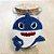 Potinho Vidro com Rolha 100ml Lembrancinha Baby Shark - Rizzo Embalagens e Festas - Imagem 4