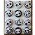 Bottom para Lembrancinha Festa Panda - 12 unidades - Rizzo Embalagens - Imagem 2