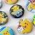 Bottom para Lembrancinha Festa Pokemon - 12 unidades - Rizzo Embalagens - Imagem 1