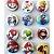 Bottom para Lembrancinha Festa Super Mario - 12 unidades - Rizzo Embalagens - Imagem 3